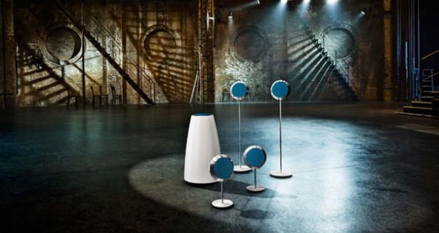Bang&Olufsen il sistema audio