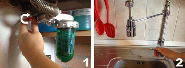 Caldaia vaillant rubinetto acqua installazione - Non esce acqua calda dallo scaldabagno ...