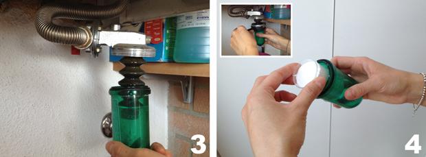 cambiare i sali caldaia 3-4