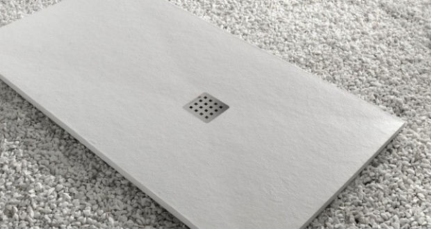 Stone il piatto doccia della capannoli blog interior for Piatto doccia fiora
