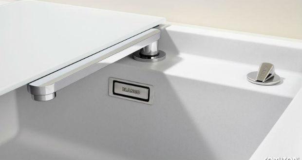Elescope Blanco rubinetto sottofinestra