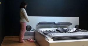 Smart bed il letto di Ohea che si rifà da solo