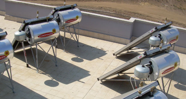 Pannello Solare A Valigia : Come funzionano i pannelli solari a circolazione naturale