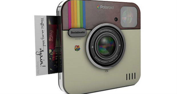 Fotocamera Instagram Socialmatic Camera