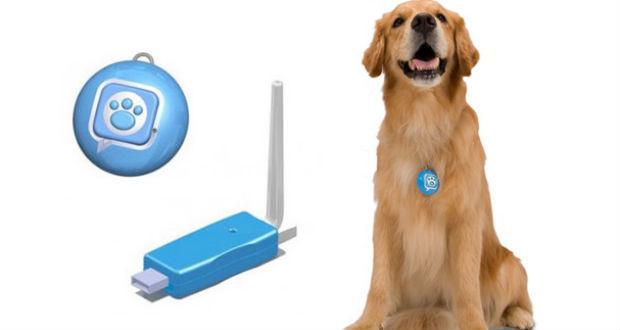 Puppy tweets il tag elettronico della Mattel