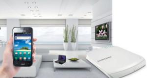 Serie k wifi il climatizzatore della Samsung