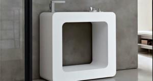 Sixty il lavabo della Toscoquattro