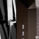 Crystal Shower Line la nuova linea doccia della Bossini con Swarovski© Elements