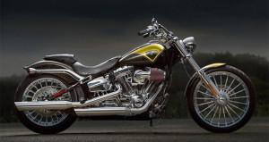 Breakout la nuova softail della Harley Davidson 2013
