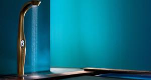 Dyno la doccia per esterni in polietilene della Myyour