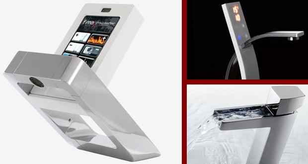 10 rubinetti bagno di design blog interior design idro 80 for Blog di design