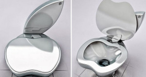 Ipoo Toilet il wc di Milos Paripovic